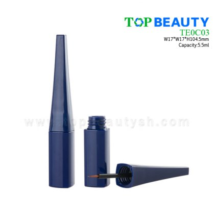 Square eyeliner container 5.5ml TE0C03