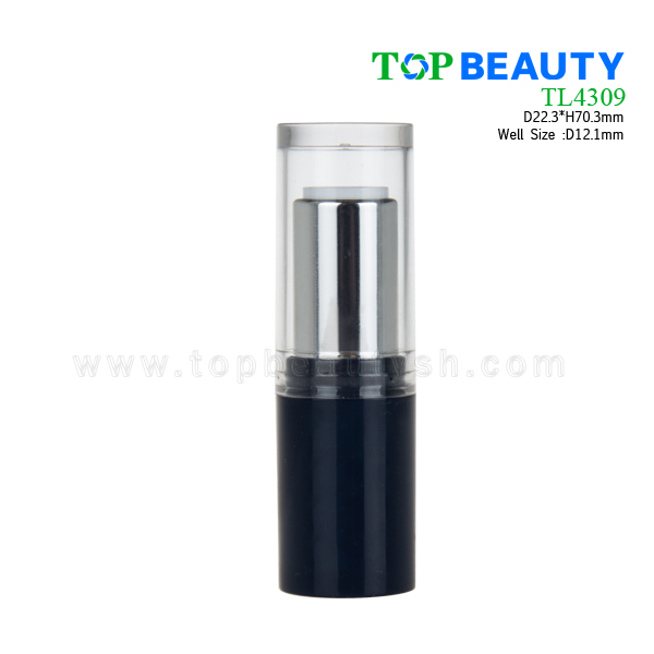 Round Plastick Lipstick Tube (TL4309)
