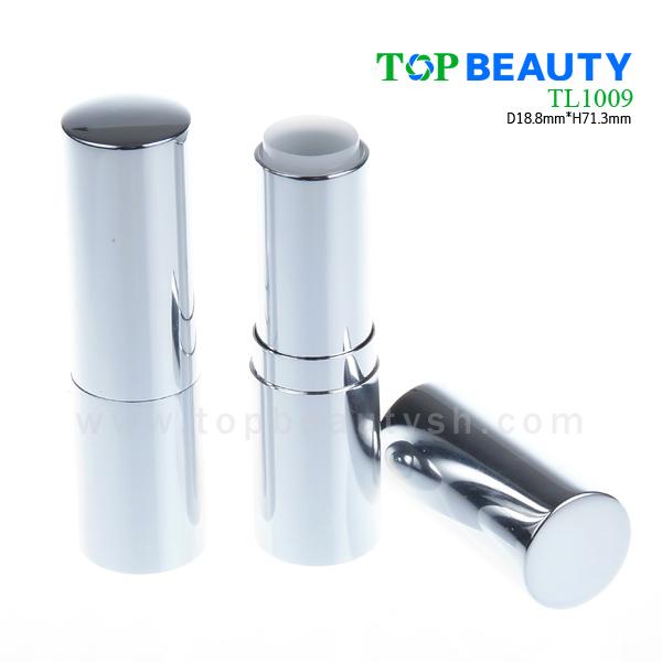 Cylinder aluminum lipstick case (TL1009)