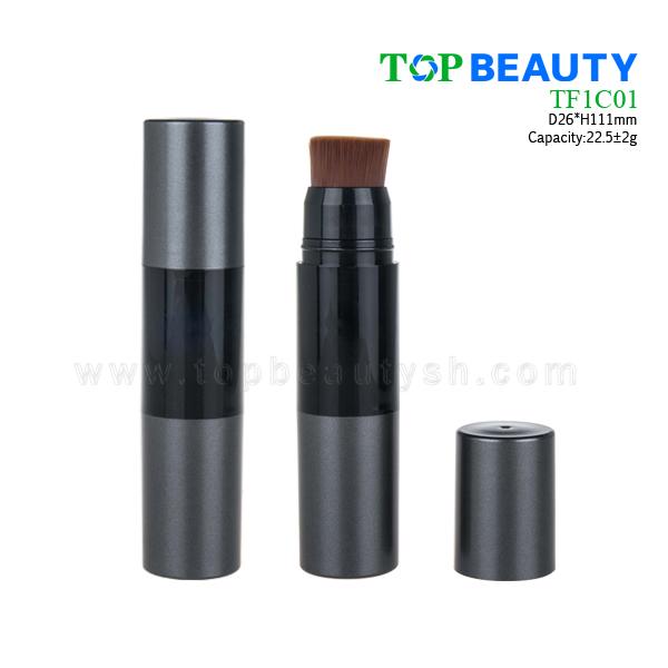 Plastic round  foundation stick (TF1C01)