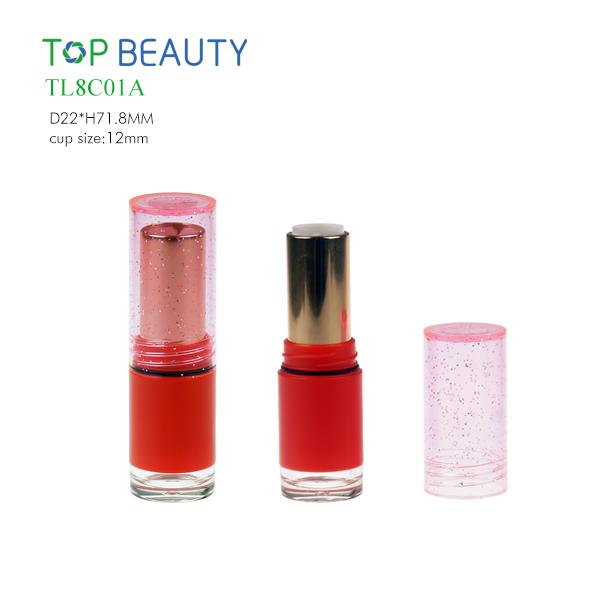 New Fashion Round Airtight Lipstick Tube (TL8C01A)