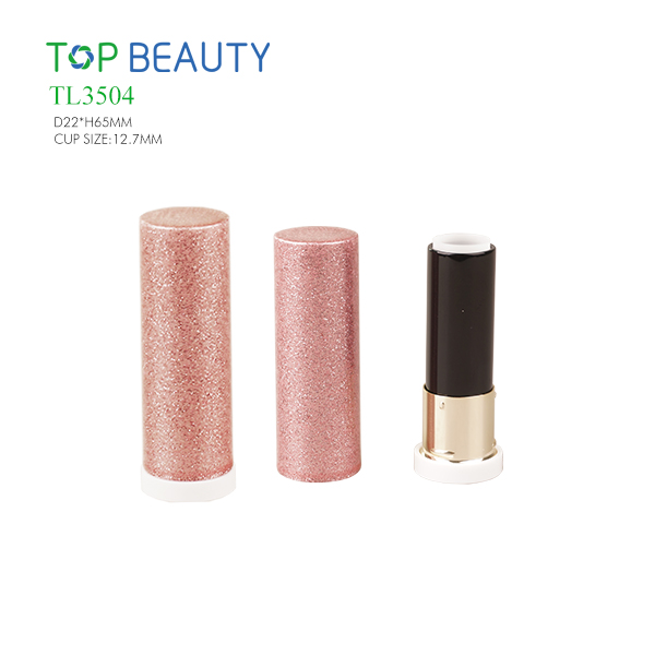 New Luxry Round Plastic Lipstick Tube(TL3504)