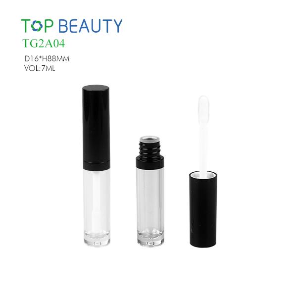 New Classic Round Plastick Lip Gloss Tube (TG2A04)