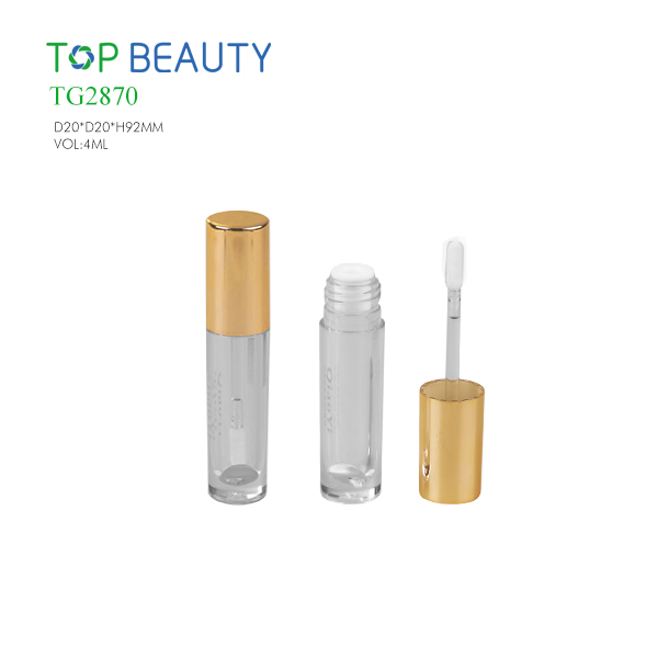 New Round Clear Lip Gloss Container (TG2870)
