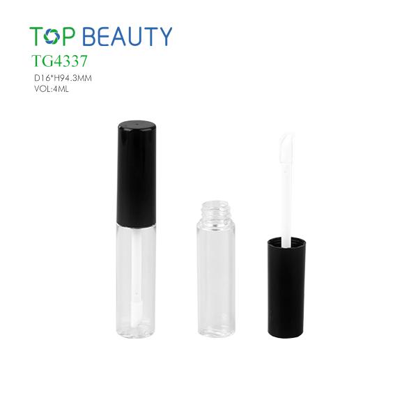 New Round Classic Clear Lip Gloss Tube(TG4337)