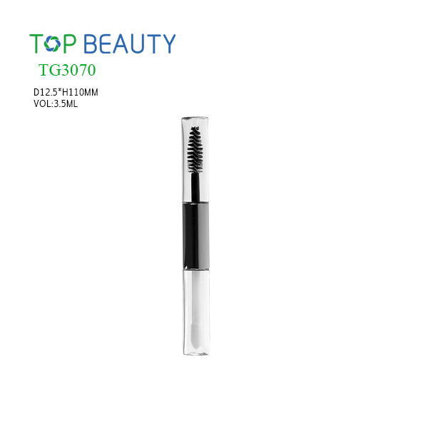 New Double ends Clear Plastic Lip Gloss (TG3070)