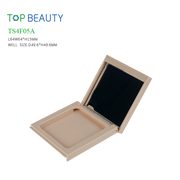 New Square Single Well Eyeshadow Container (TS4F05A)