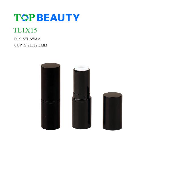 New Classic Round Plastic Lipstick (TL1X15)