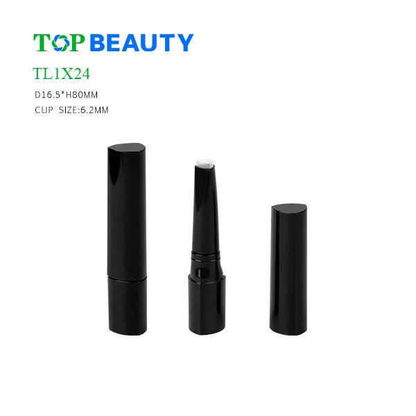 New Special Shape Plastic Lipstick Tube(TL1X24)