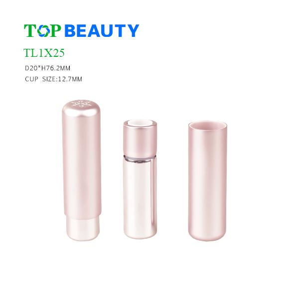 New Special Round Aluminum Lipstick Case (TL1X25)