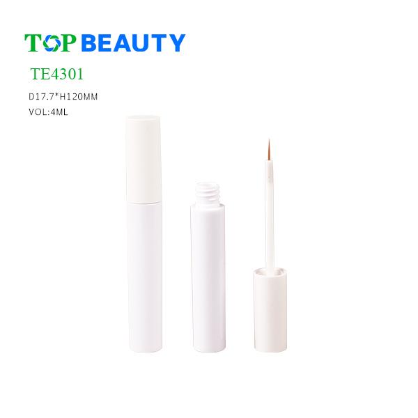 New Round Plastic Eyeliner Container (TE4301)