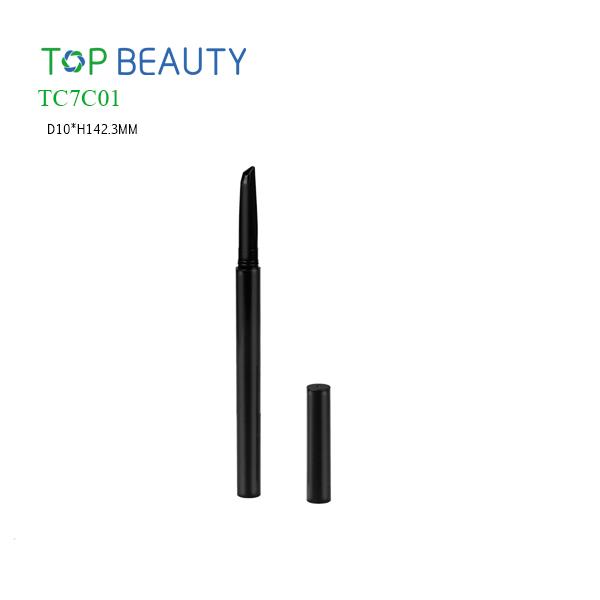 New Slim Round Eyebrow Pen Container (TC7C01)