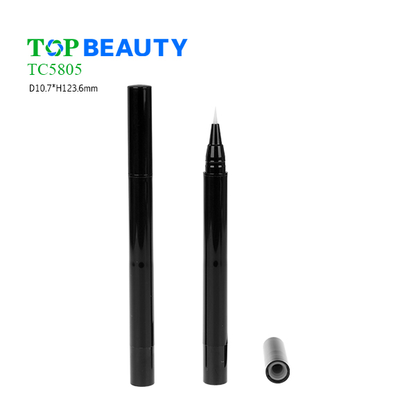 New Round Slim Eyeliner Pen Container (TC5805)