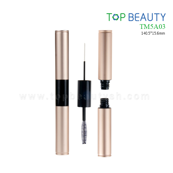 New Duo-end Slim Aluminum Mascara Tube (TM5A03)