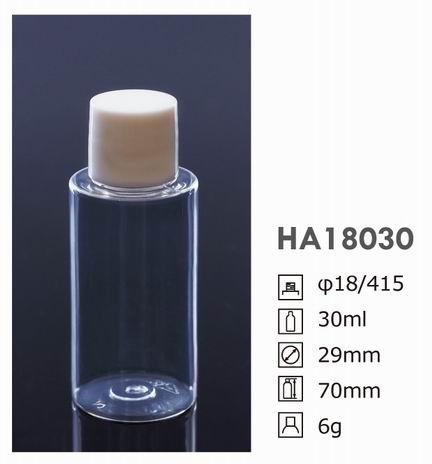HA Round PET bottle HA18030