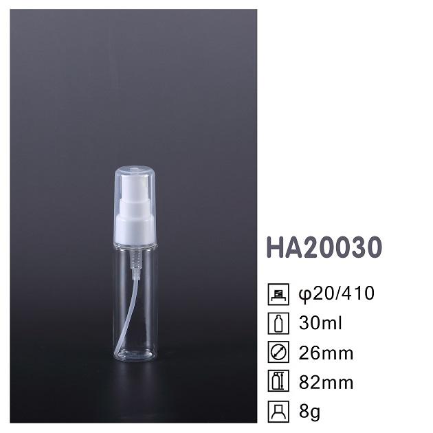 HA Round PET bottle HA20030