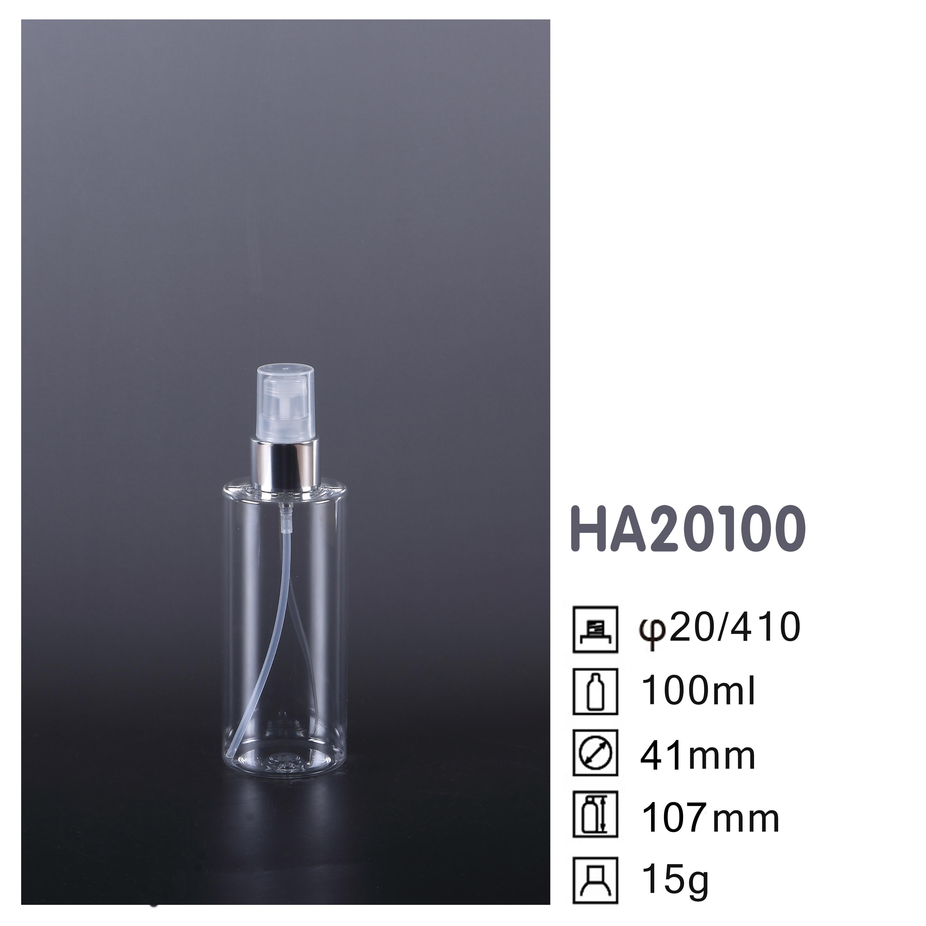 HA Round PET bottle HA20100