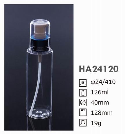 HA Round PET bottle HA24120