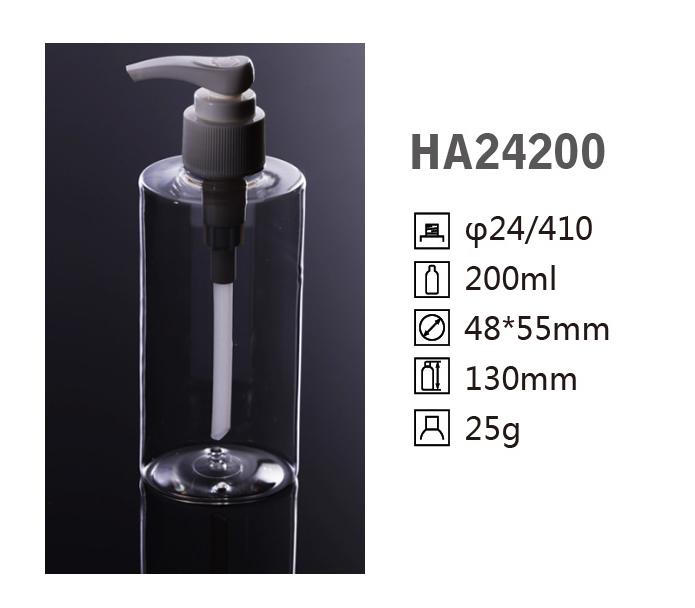 HA Round PET bottle HA24200