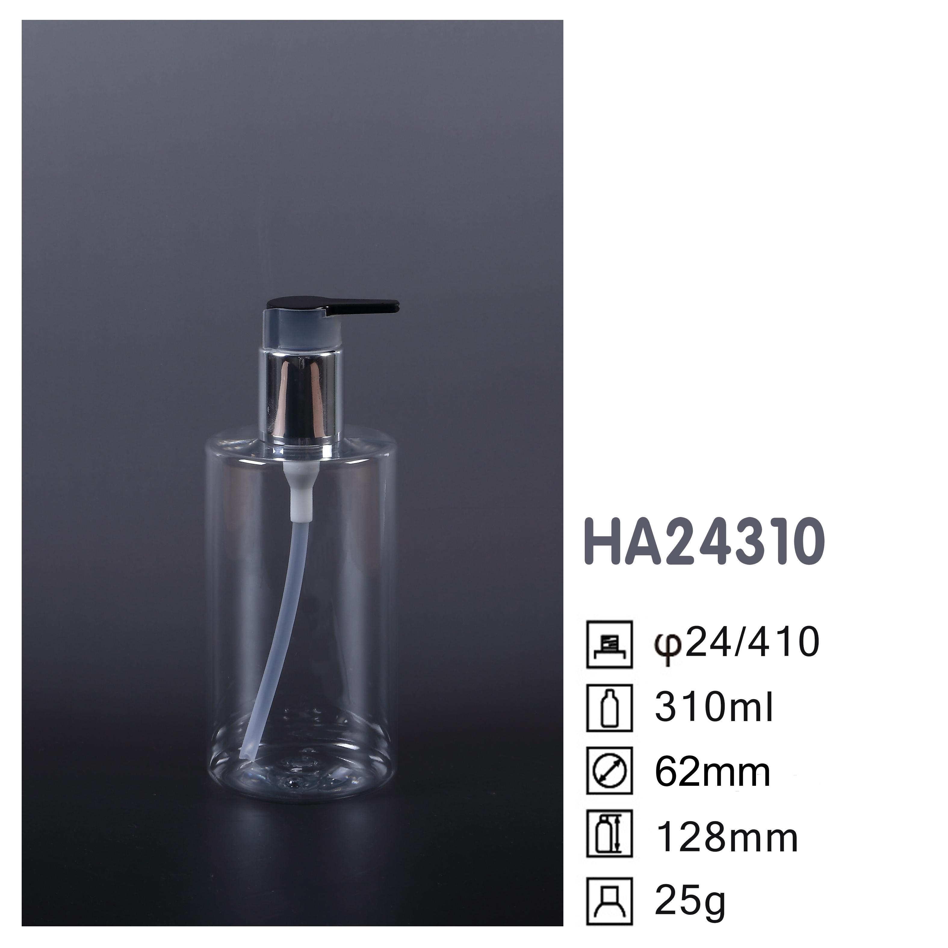 HA Round PET bottle HA24310