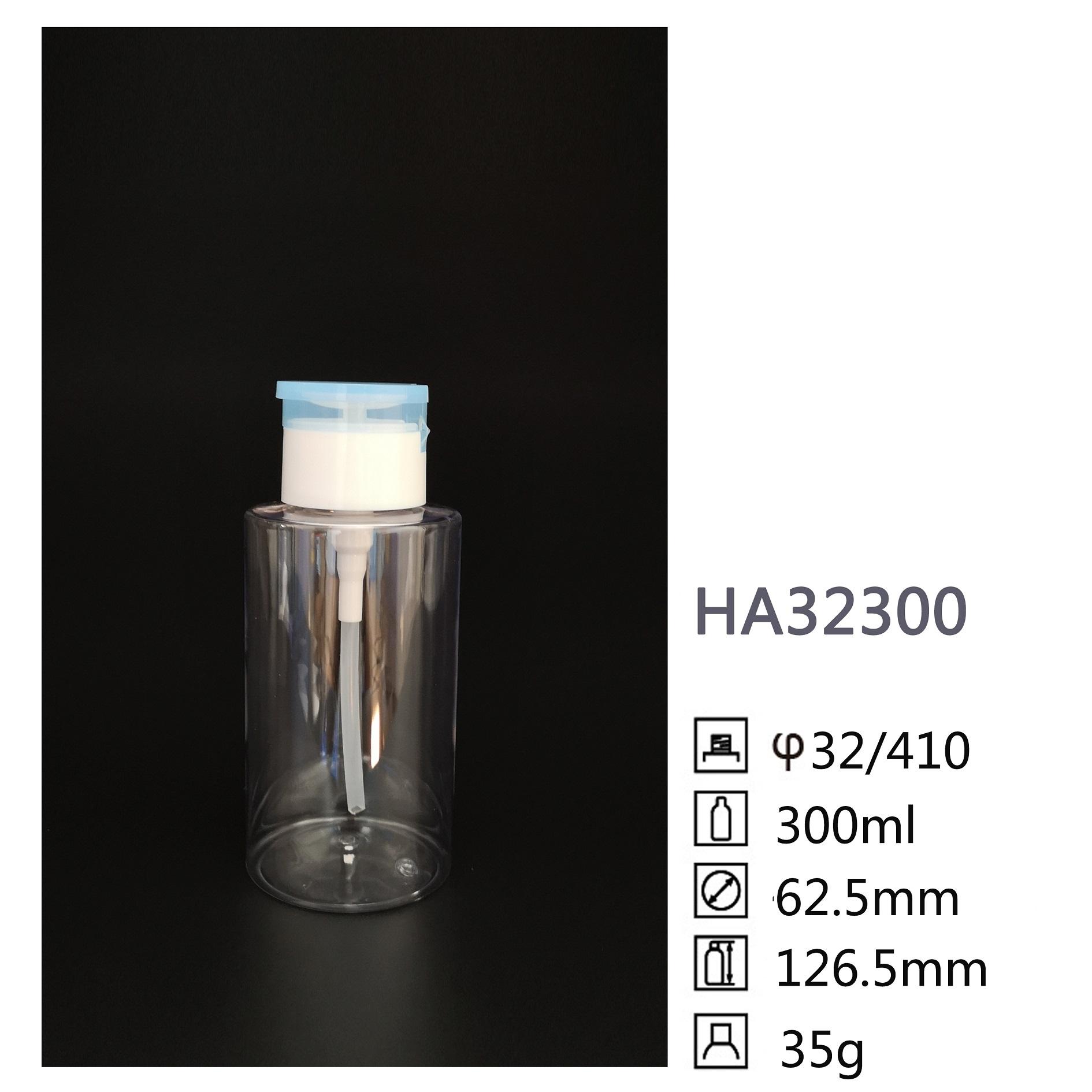 HA Round PET bottle HA32300