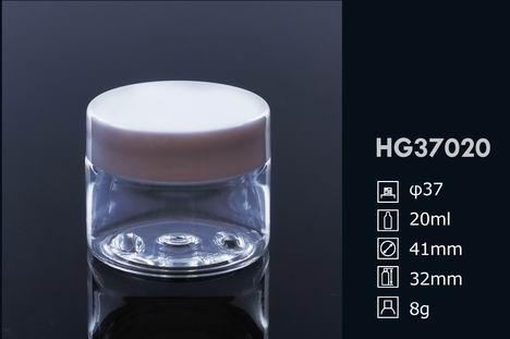 HG Round PET Jar HG37020