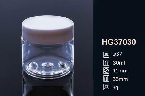 HG Round PET Jar HG37030