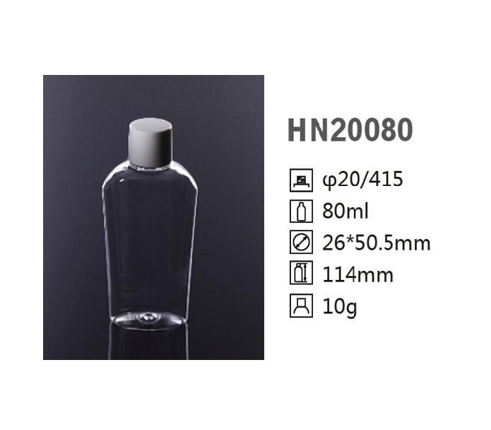 HN Oval PET bottle HN20080