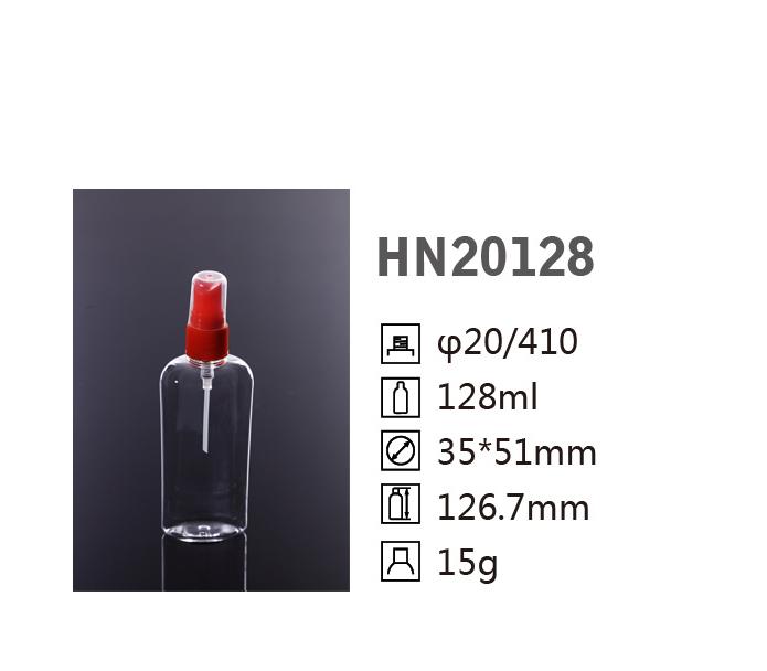 HN Oval PET bottle HN20128