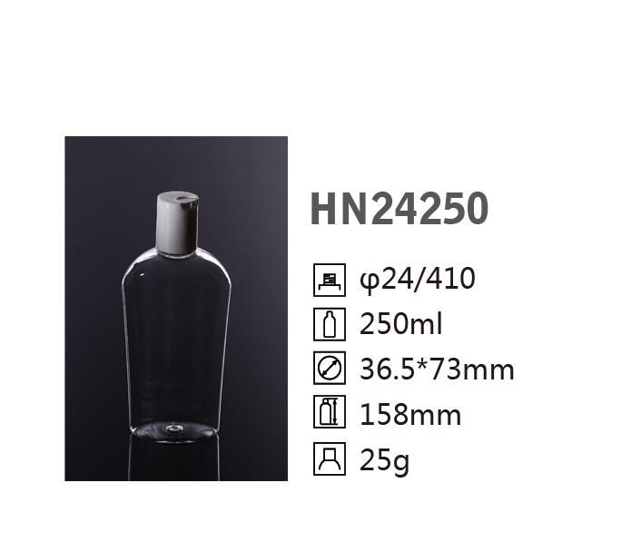 HN Oval PET bottle HN24250